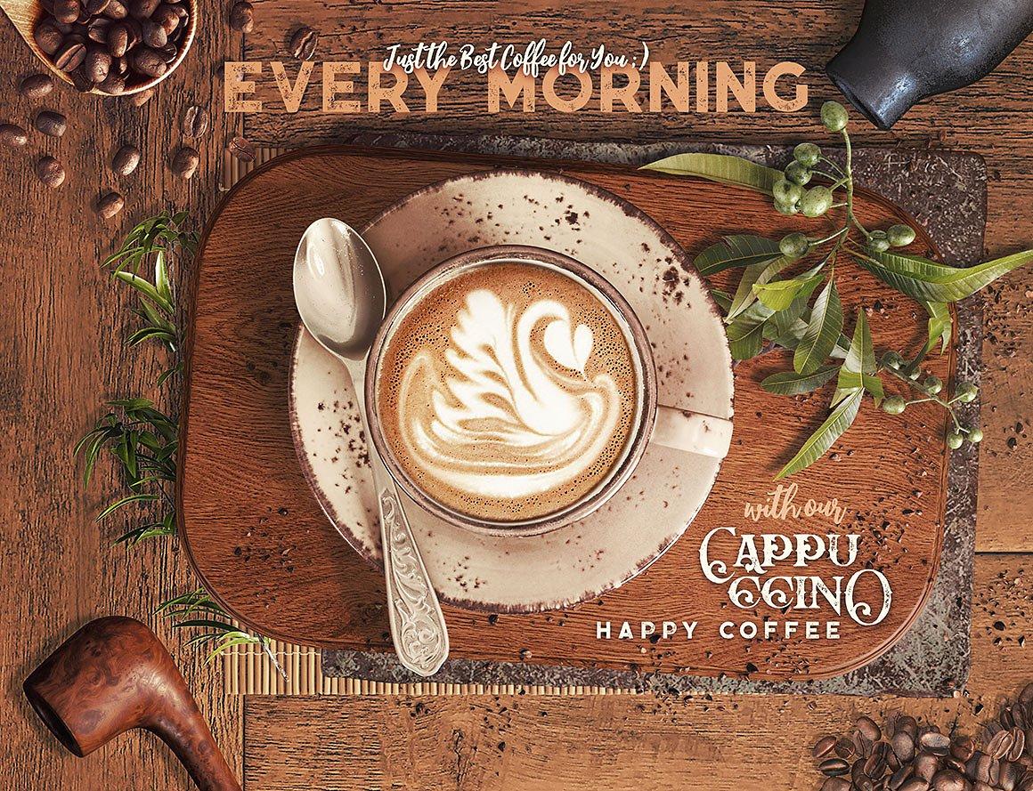 Coffee Scene Creator example image 23