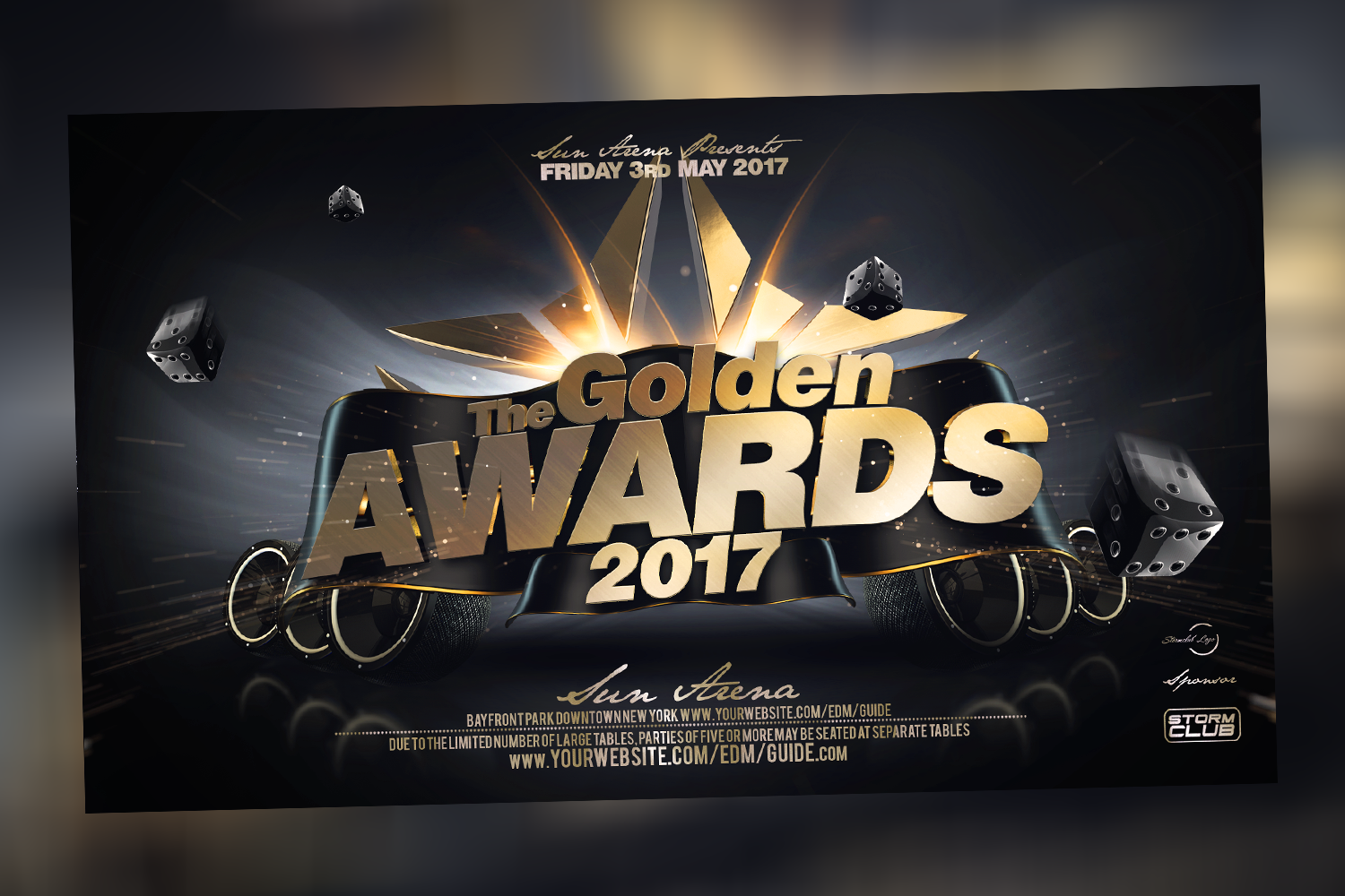 The Golden Awards example image 1