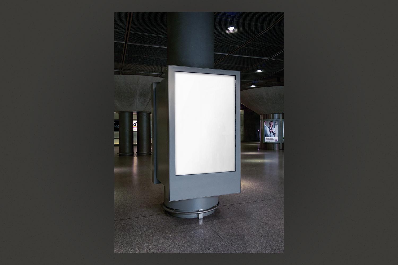 Mockup - Poster - Hall example image 2
