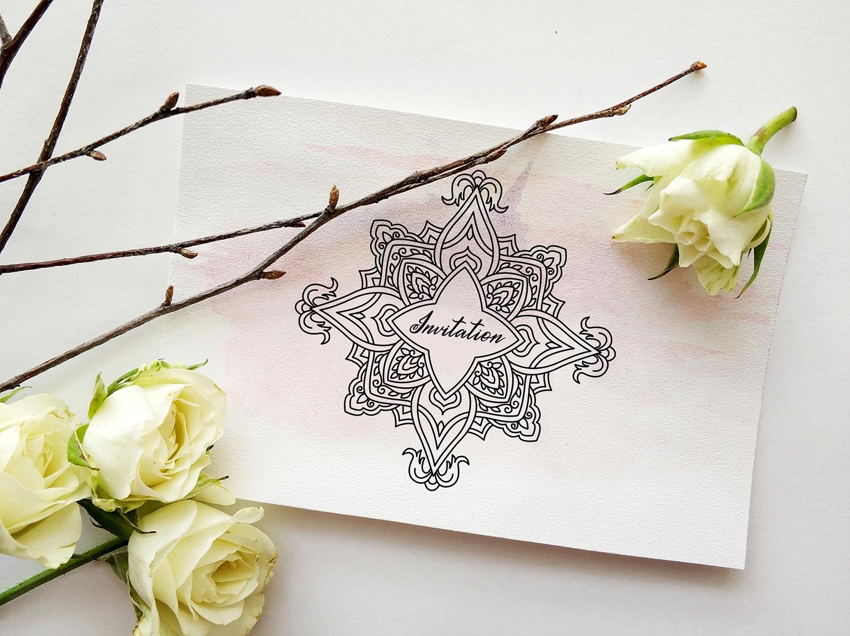 36 mandala designs-45 pattern brushes example image 2