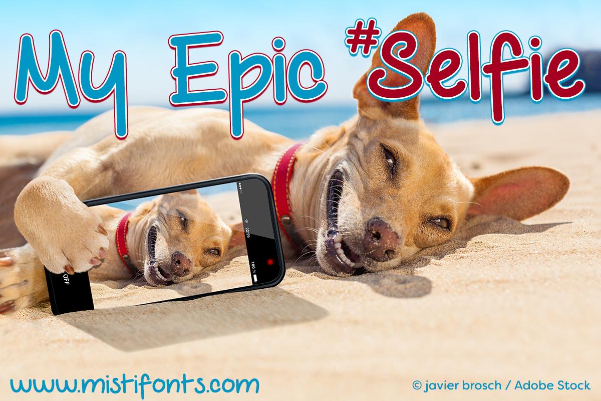 My Epic Selfie example image 1