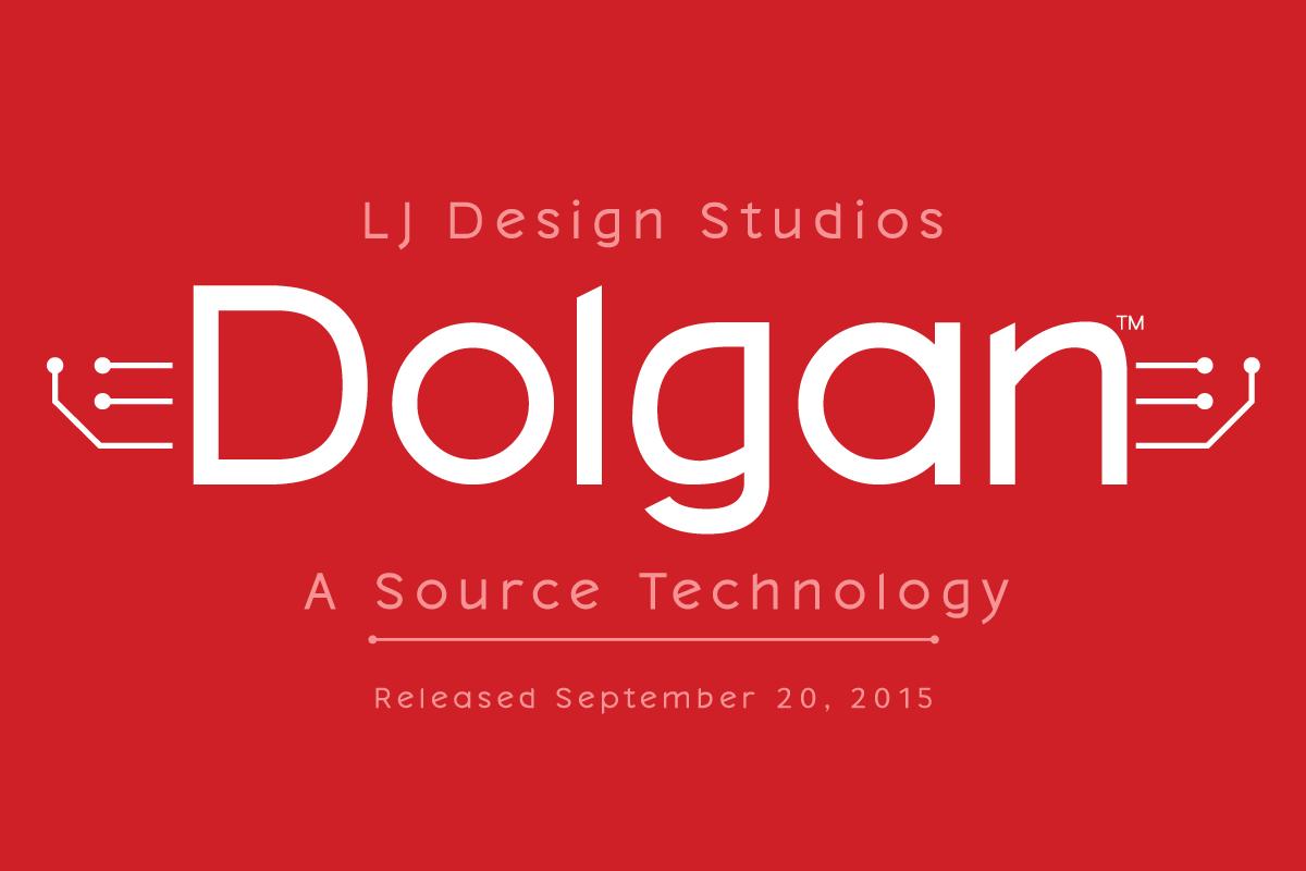 Dolgan Typeface example image 1