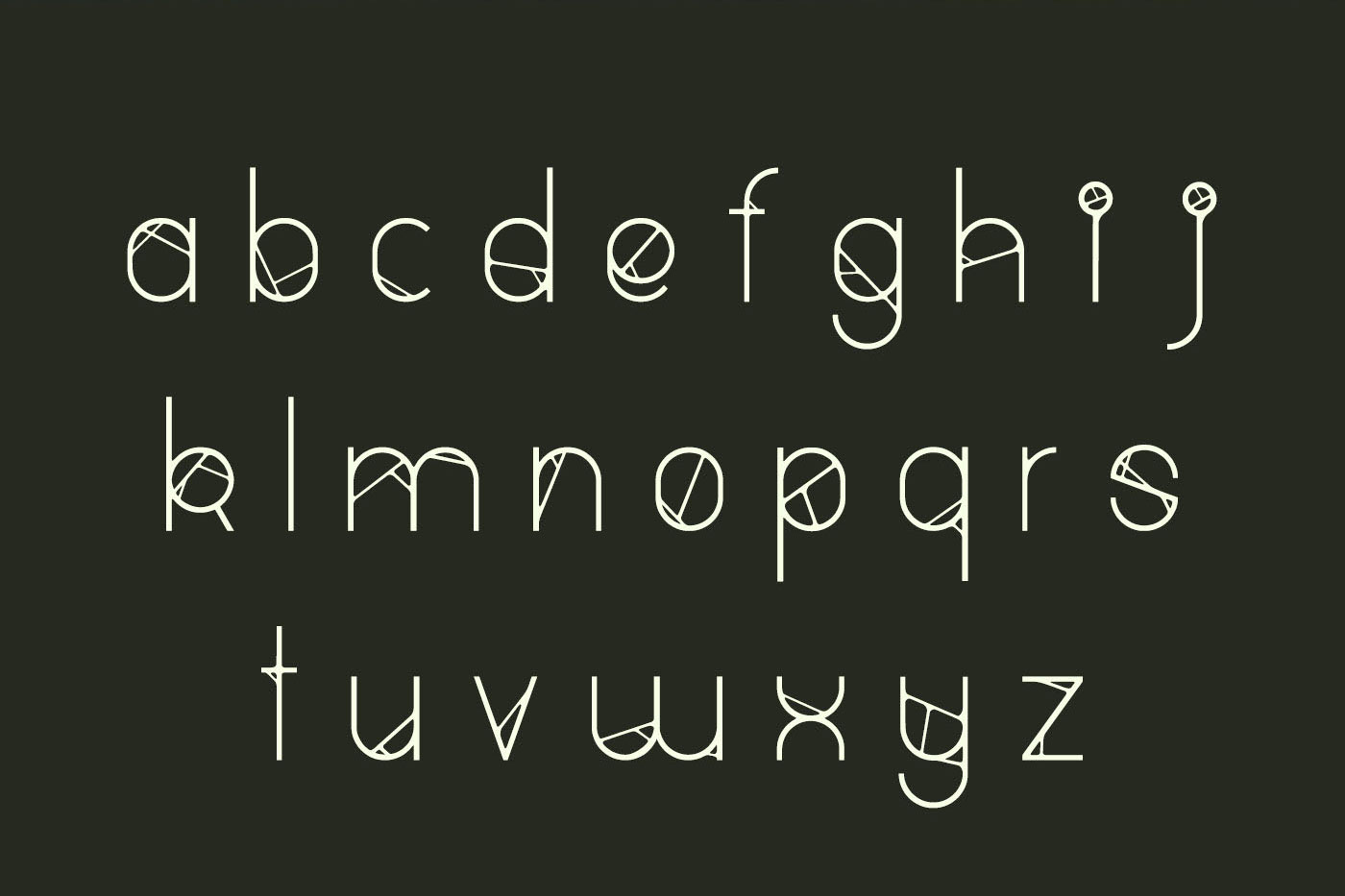 Greenvine Display Font example image 4