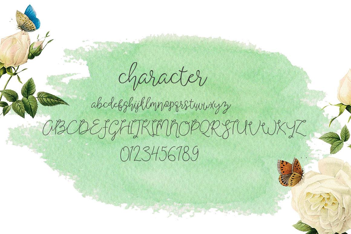 Shartica Script example image 5