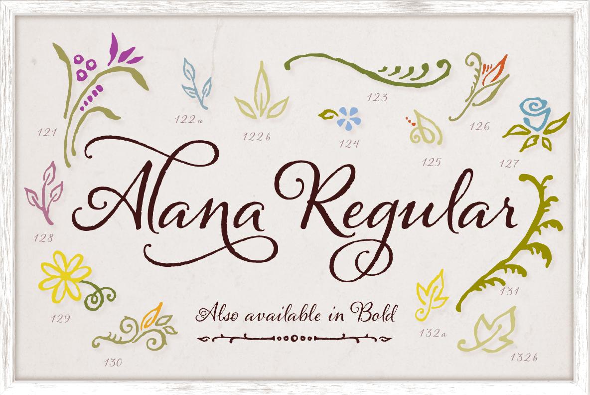 Alana Regular example image 1
