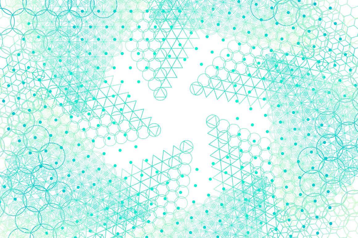 {Sacred Geometry} VECTOR MANDALAS example image 9