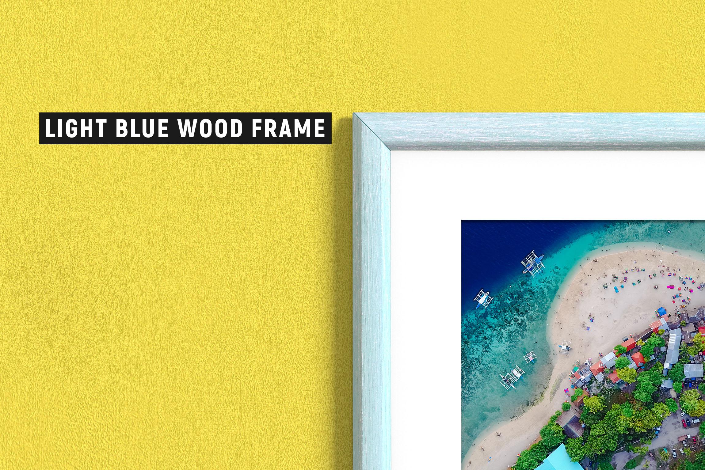10 Frames & 7 Walls Mockups example image 13