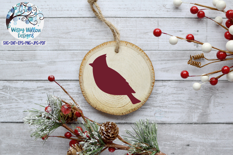 Winter Ornament SVG Bundle   Christmas Ornament SVG Cut File example image 2