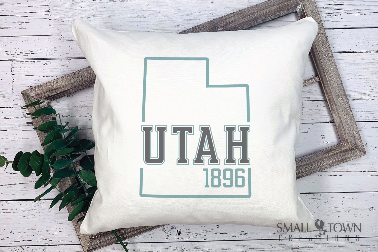 Utah,This is the Place - slogan, PRINT, CUT & DESIGN example image 7