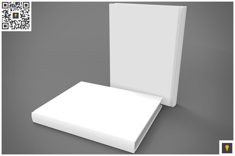 Book Set 3D Render example image 3
