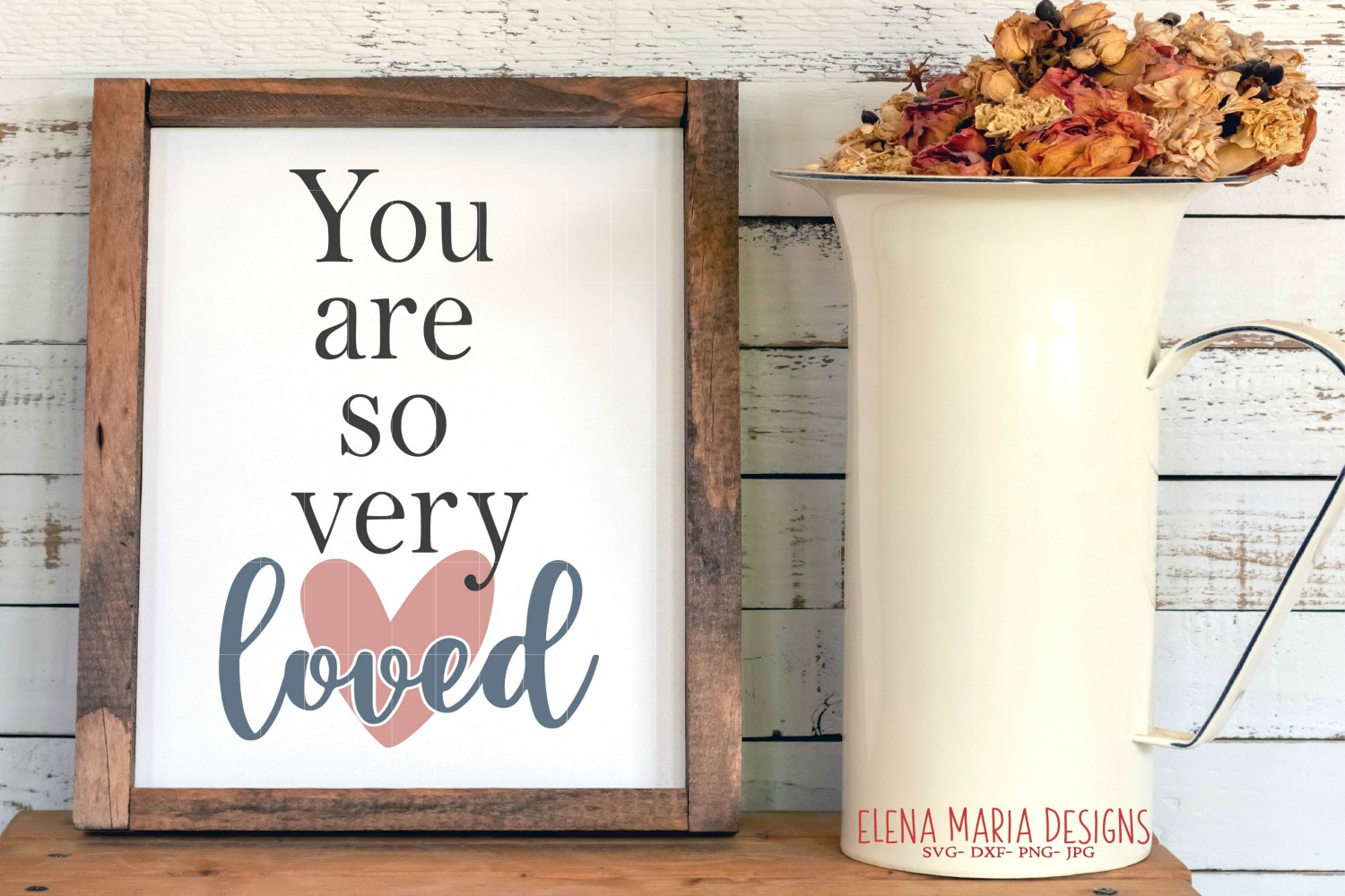Baby Svg File, You Are So Very Loved Svg, Nursery Sign Svg example image 1