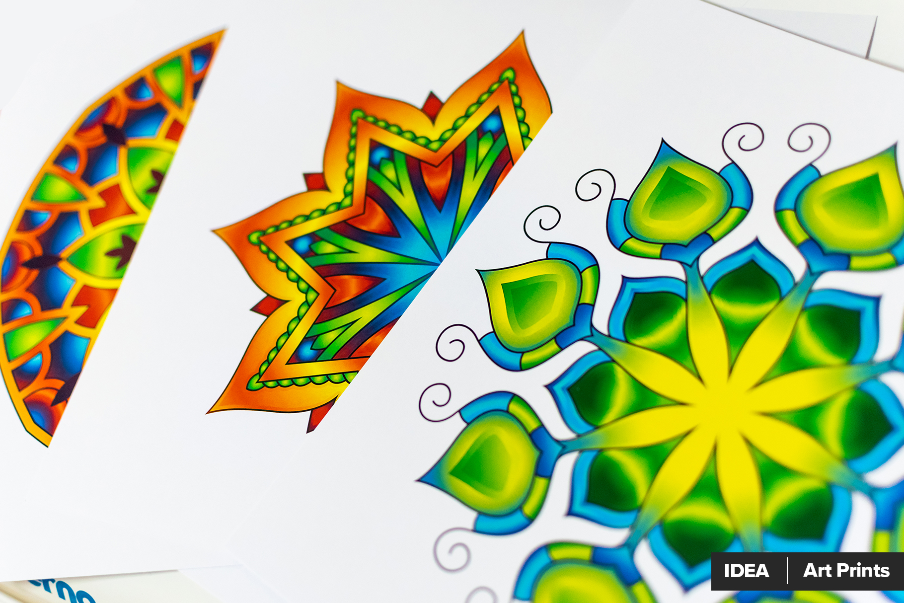 Mandala Vector Ornaments Bundle example image 6