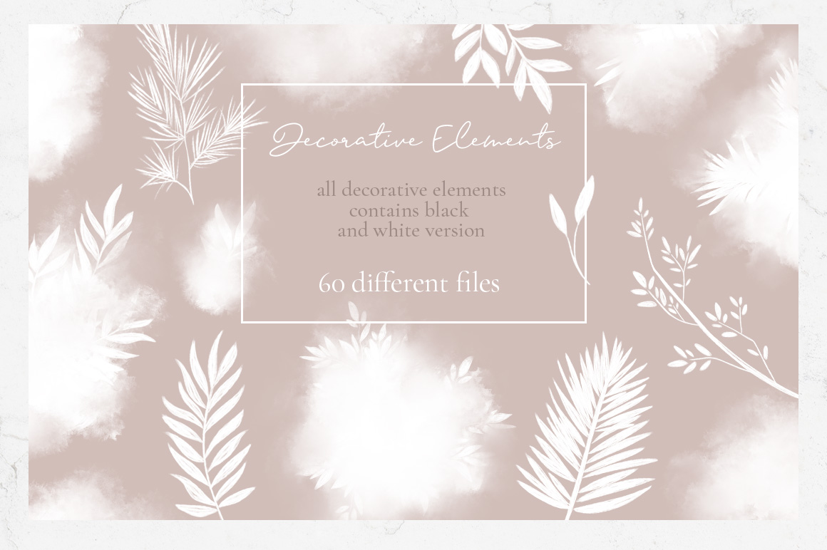 Floral & Smokey Collection example image 9