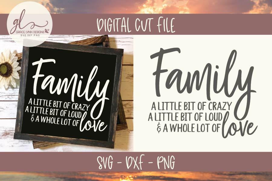 Farmhouse Sign SVG Bundle - SVG, DXF & PNG - 8 Designs example image 2