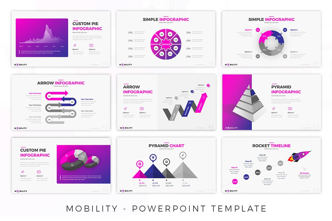 Mobility - Creative Presentation example image 3