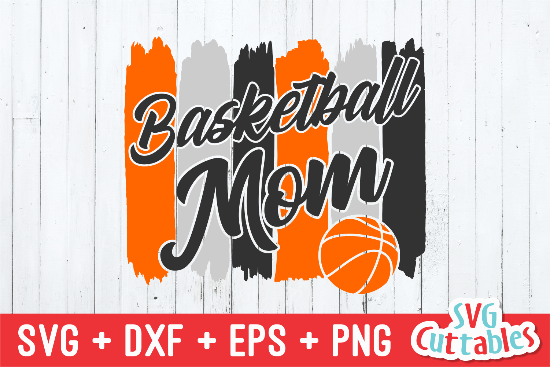 Basketball Mom | SVG Cut File example image 2