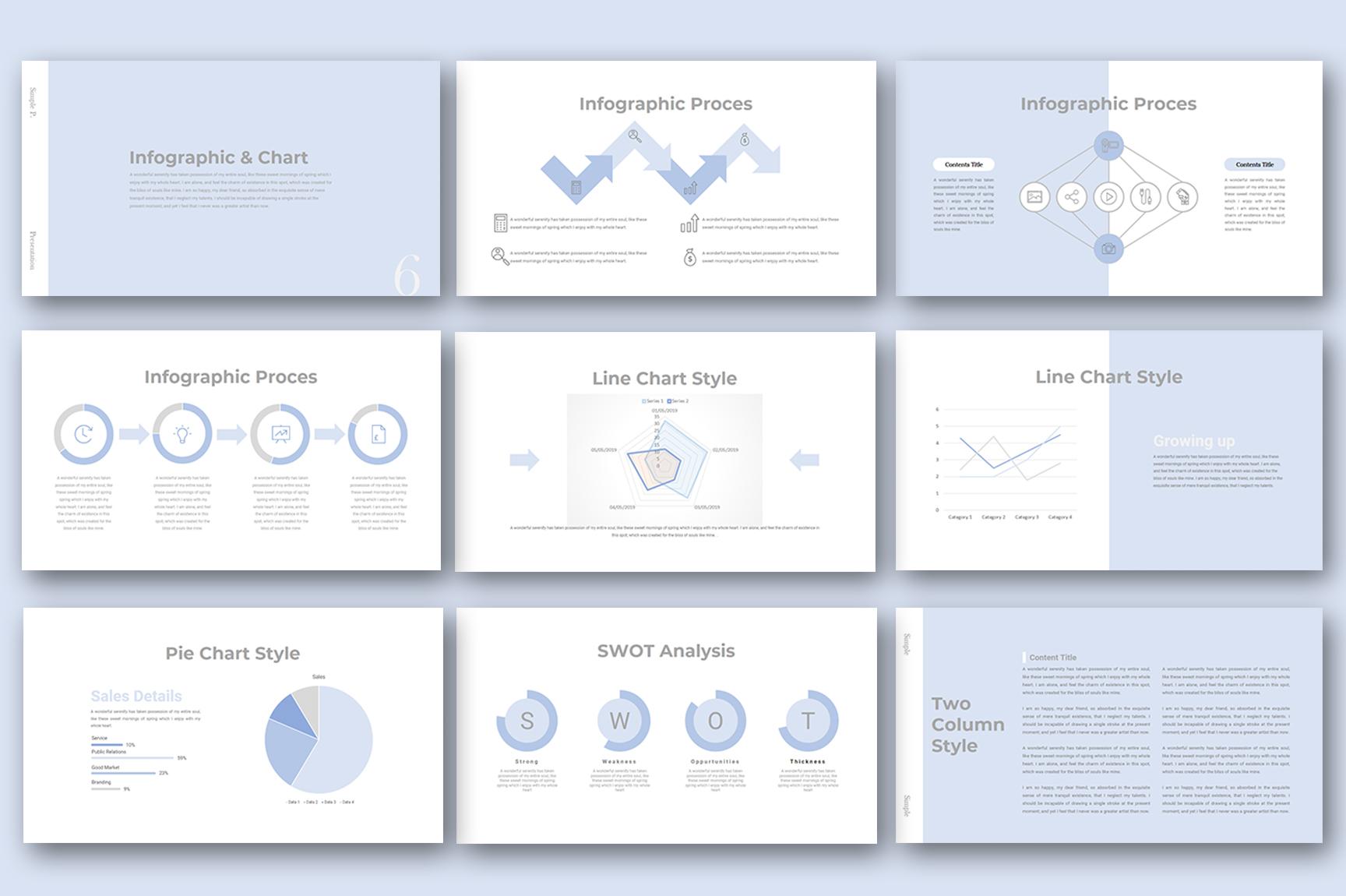 Simple P. Keynote Presentation example image 3