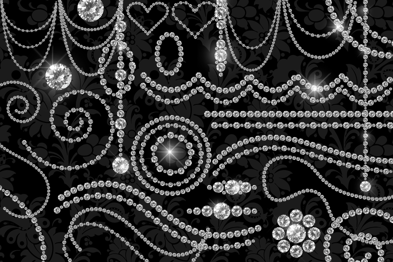 Luxury Diamond Clipart example image 5
