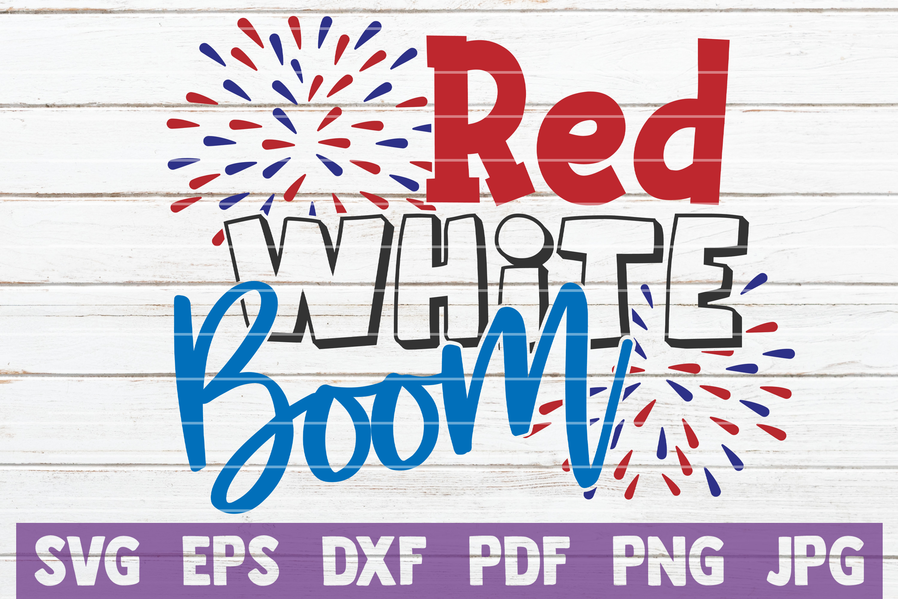 4th of July SVG Bundle | SVG Cut Files | commercial use example image 11