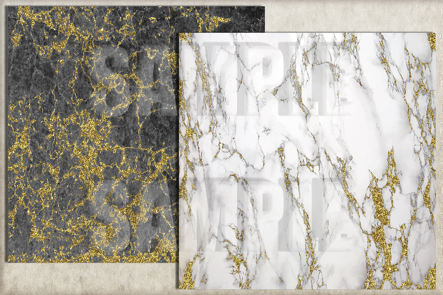 Marble Digital Paper, Marble Background example image 2