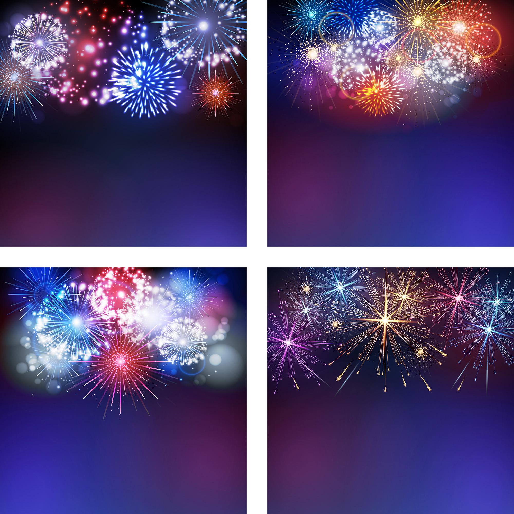 Fireworks Digital Paper example image 2