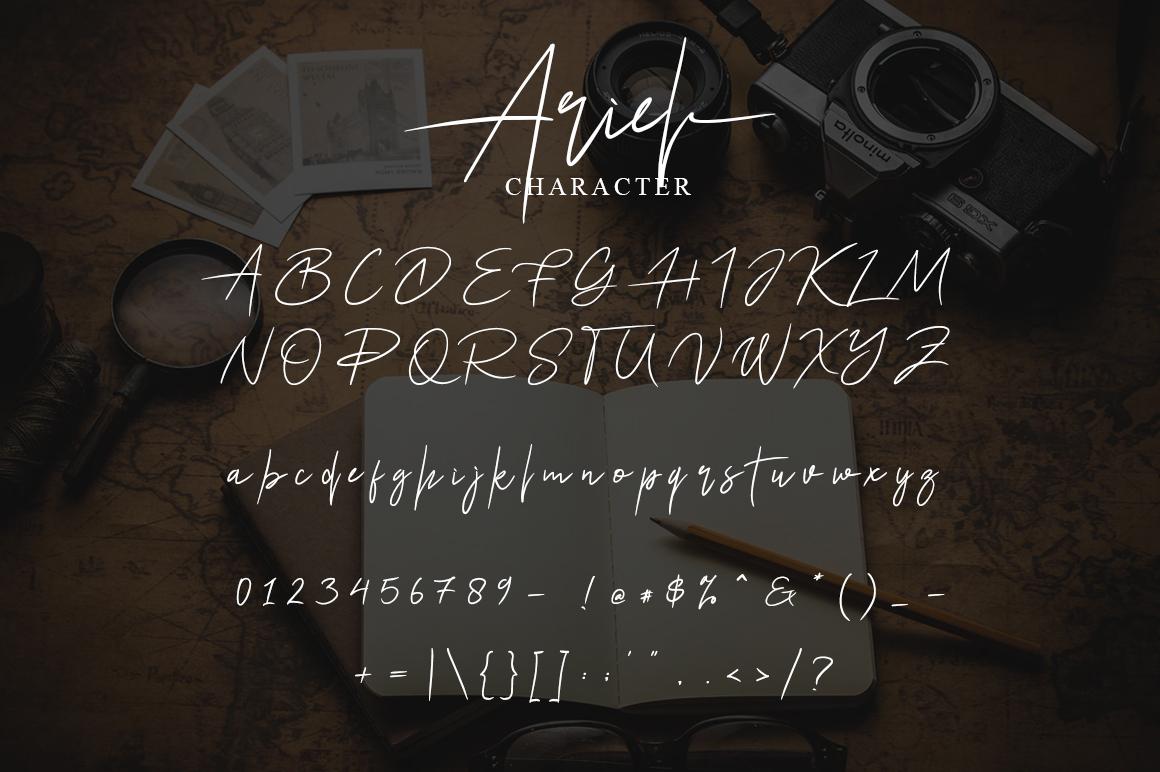 Ariel Signature example image 10