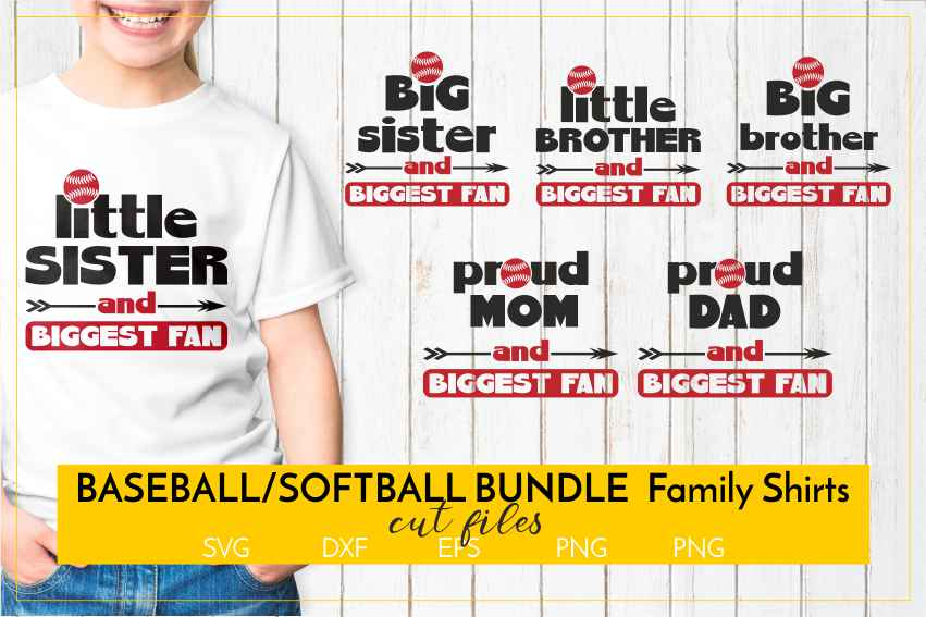 Baseball SVG BUNDLE Cut files SVG DXF EPS PNG Baseball Mom example image 4