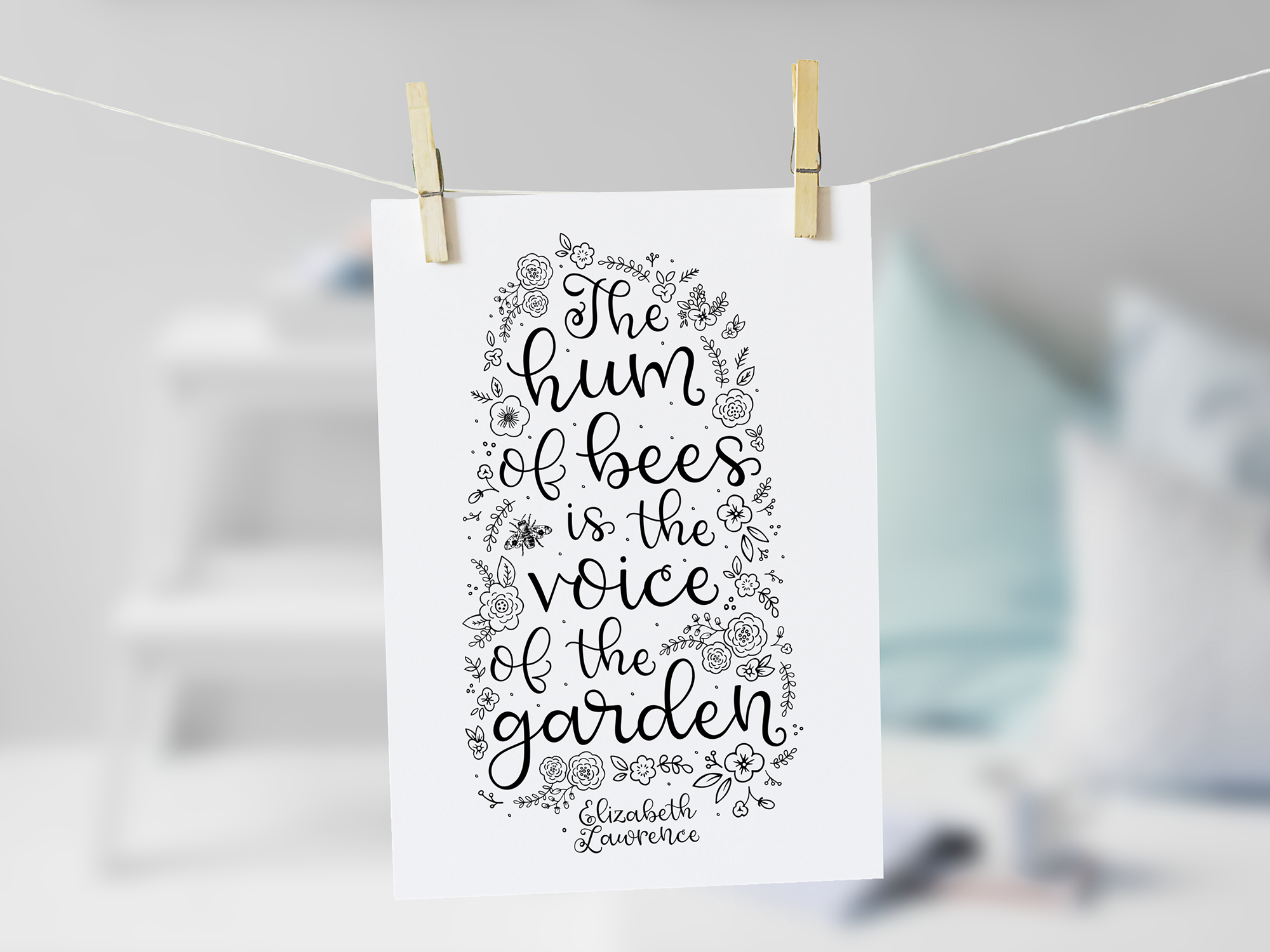 Honey Bumbles, a curly, round script font example image 4