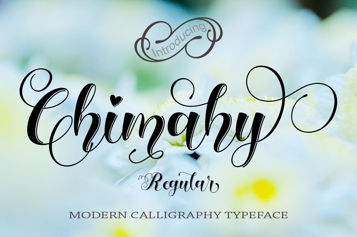 Chimahy Regular example image 1