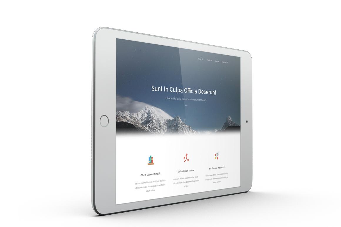 iPad Mini 4 Mockup example image 12