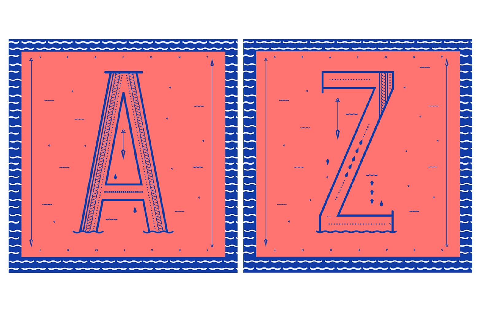 Sea Font example image 5