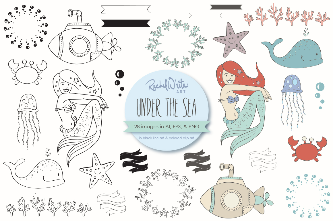 Under the Sea example image 2