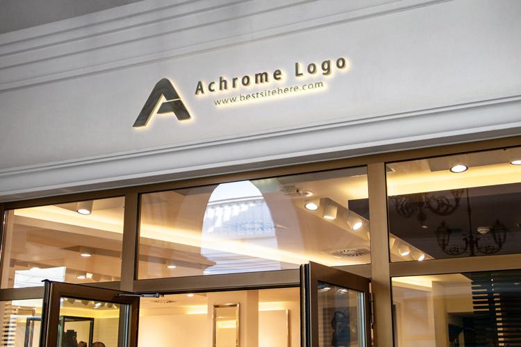 Achrome Logo Concept example image 5