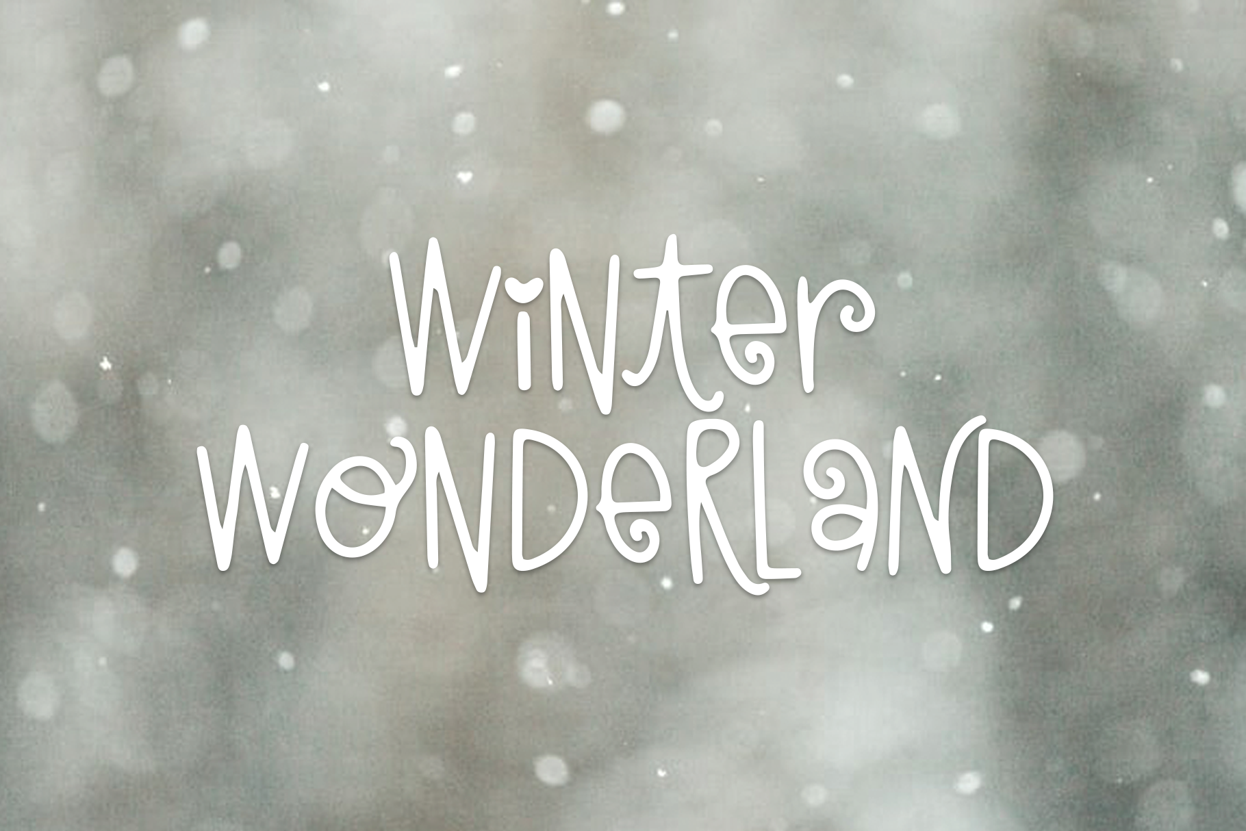 Christmas Kisses - A Cute & Quirky Holiday Font example image 12