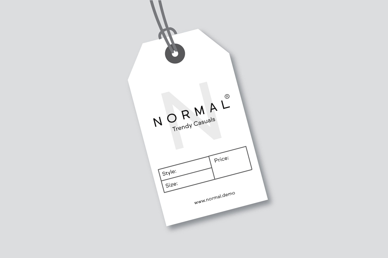 NORMAL - Minimal Typeface & WebFonts example image 4
