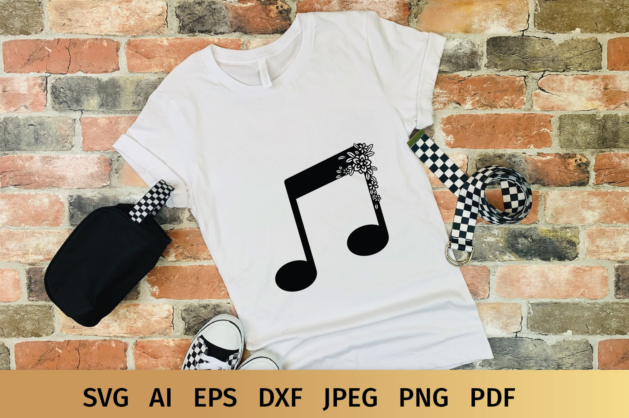 Music Notes svg example image 2