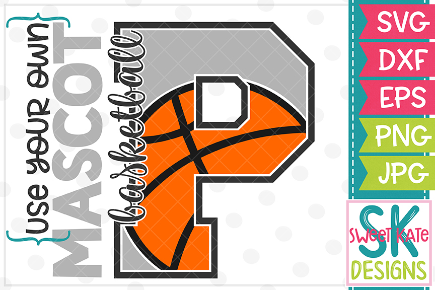 Your Own Mascot P SVG Bundle - 10 - SVG DXF EPS PNG JPG example image 11