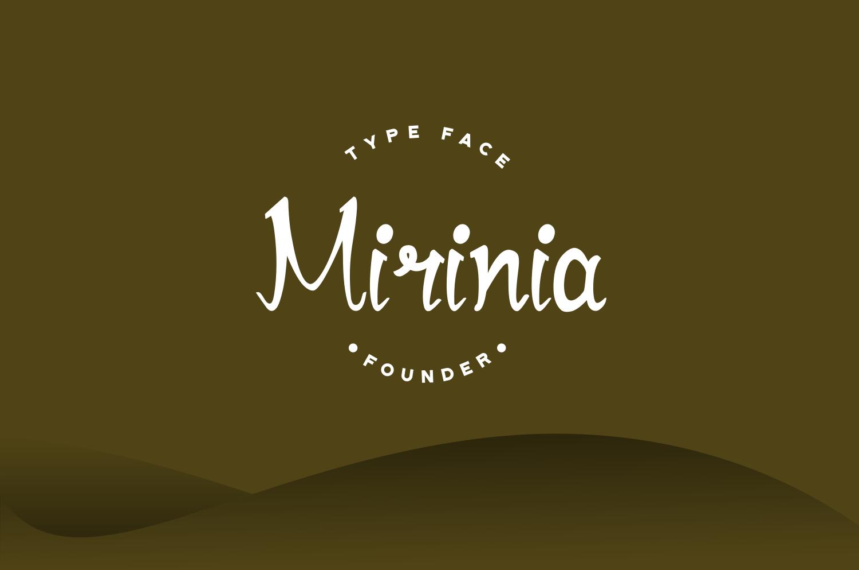 Mirinia example image 1