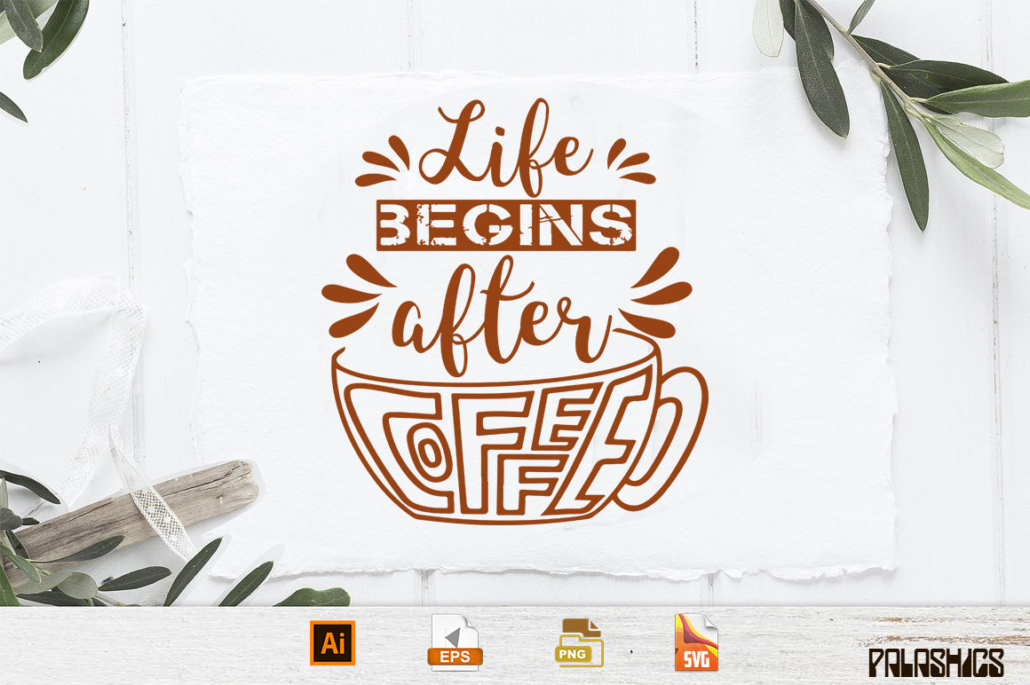 Coffee SVG one Quote 12 designs example image 15