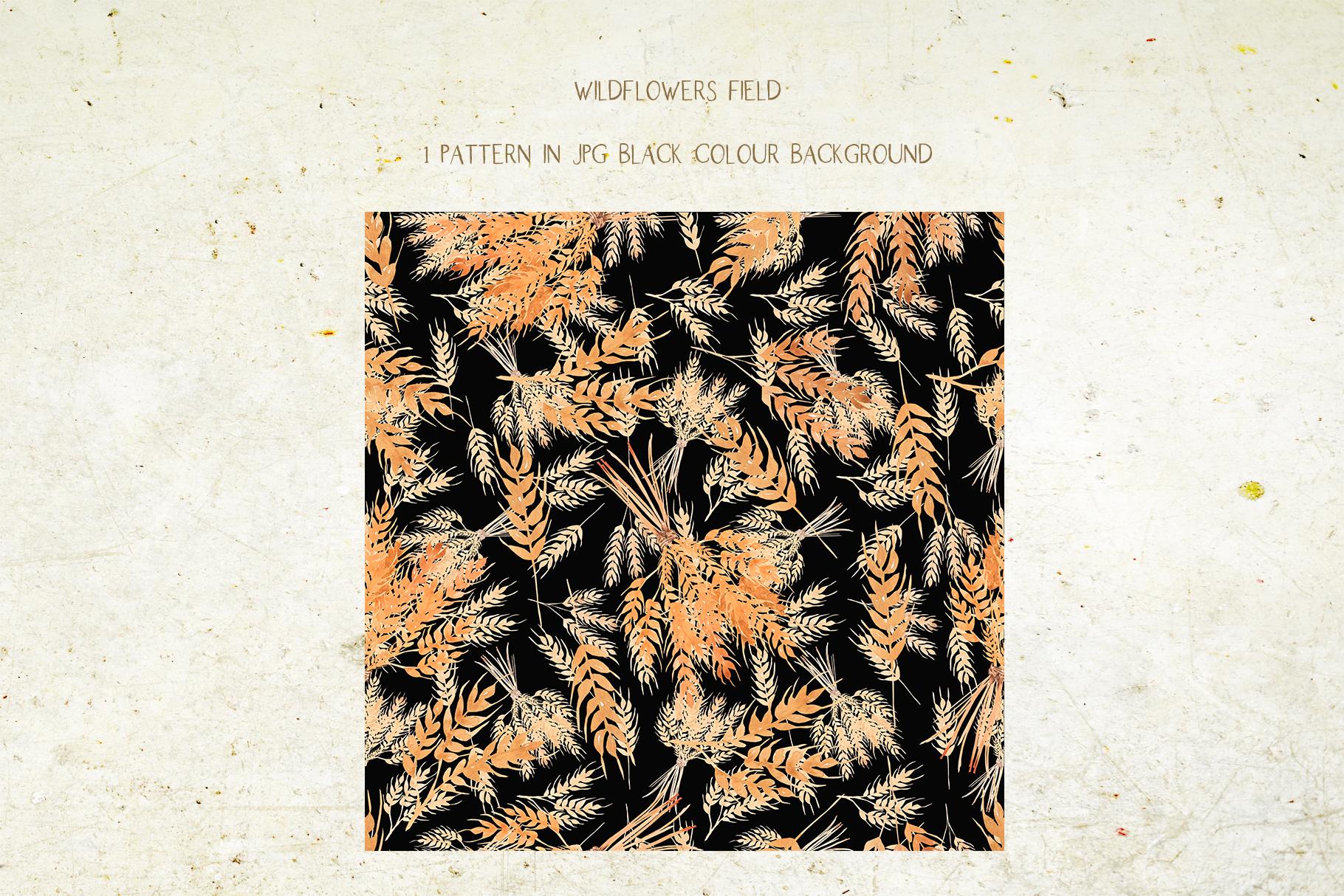 Wildflowers field example image 11