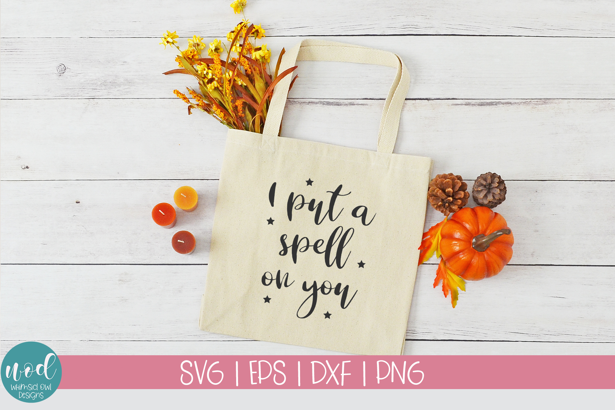 I Put A Spell On You SVG File example image 2