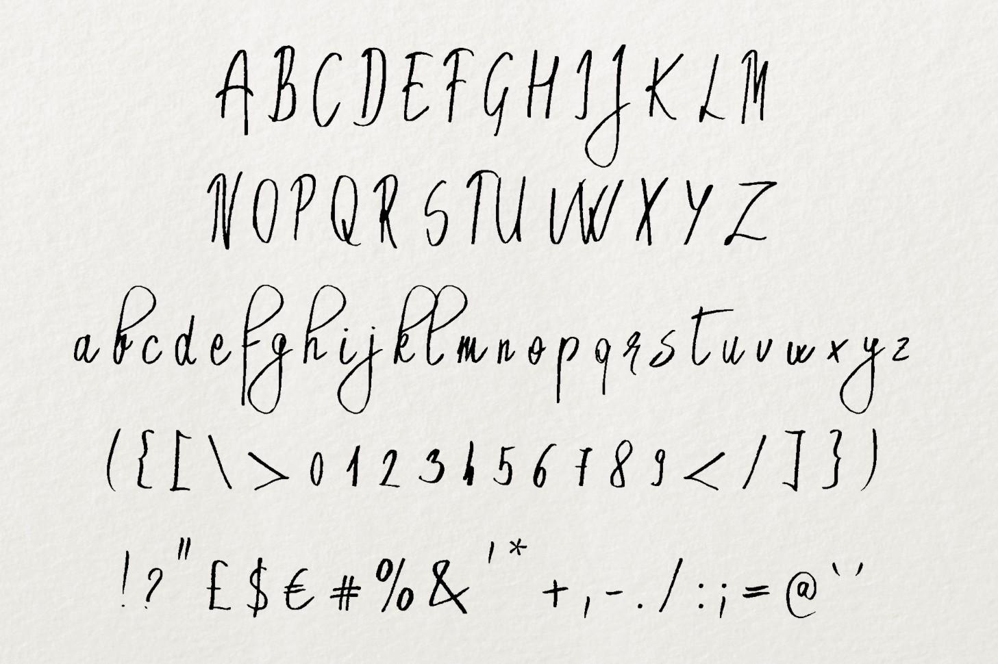 Emryt Font example image 2