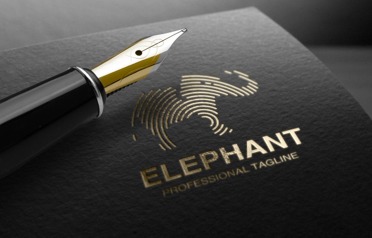 Elephant Logo example image 3