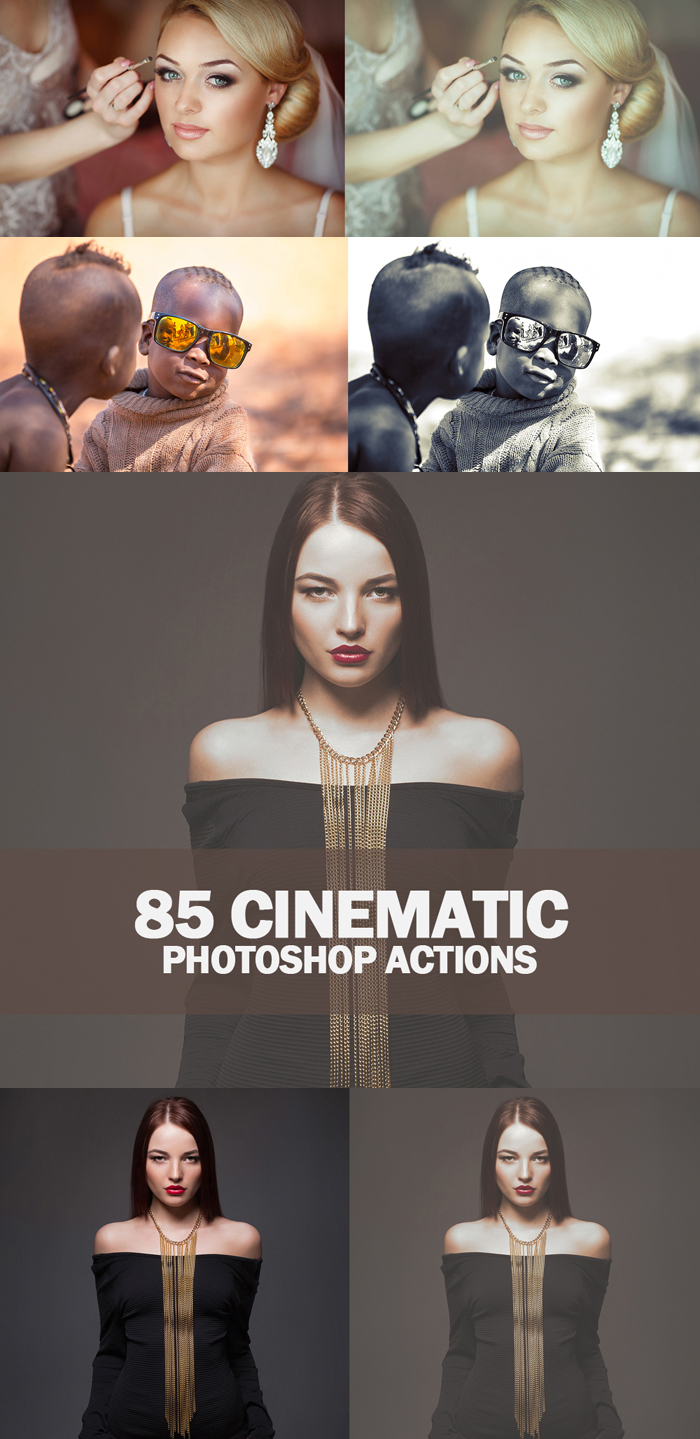1850 Photoshop Actions example image 19