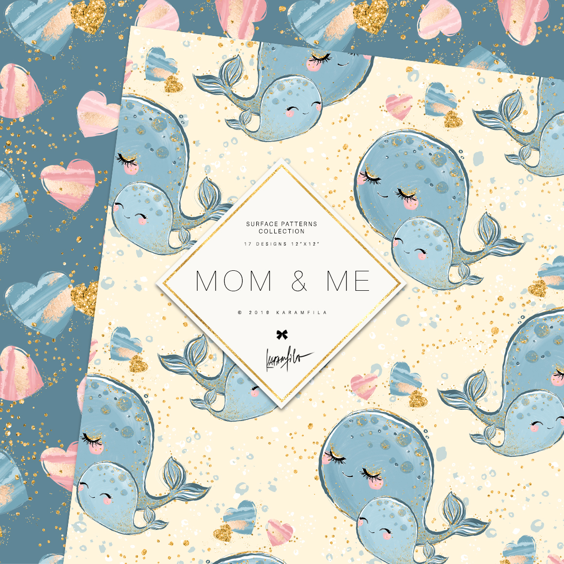 Baby Animals Mother's Day Patterns example image 6