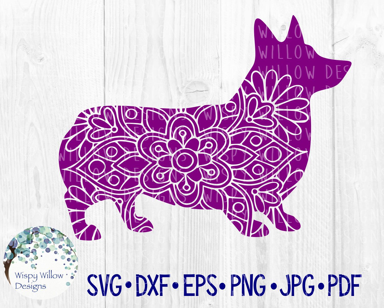 Dog Mandala Bundle example image 8