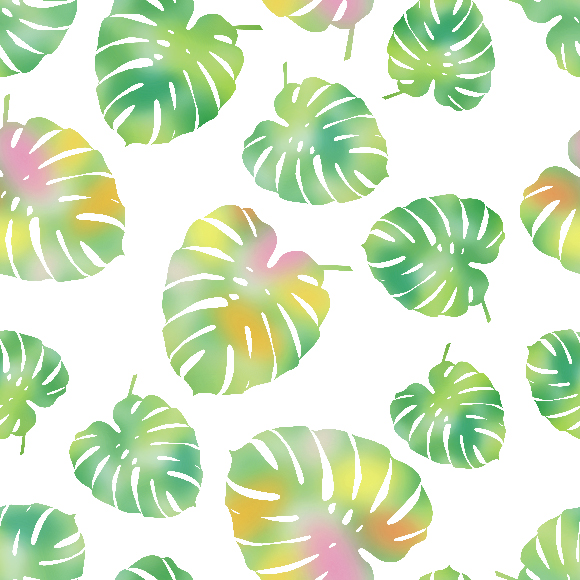 Set Tropical Design. example image 4