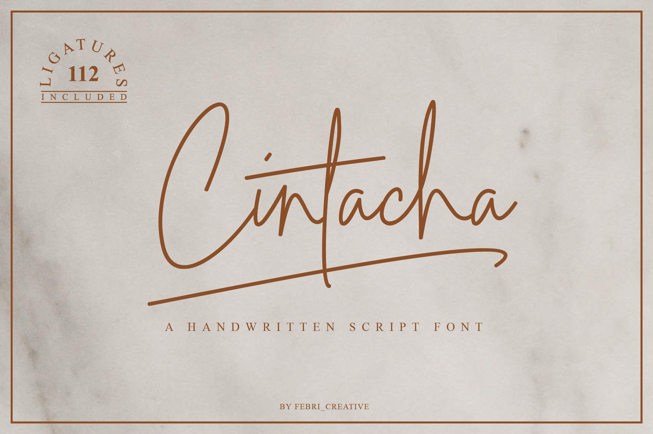 Cintacha example image 1