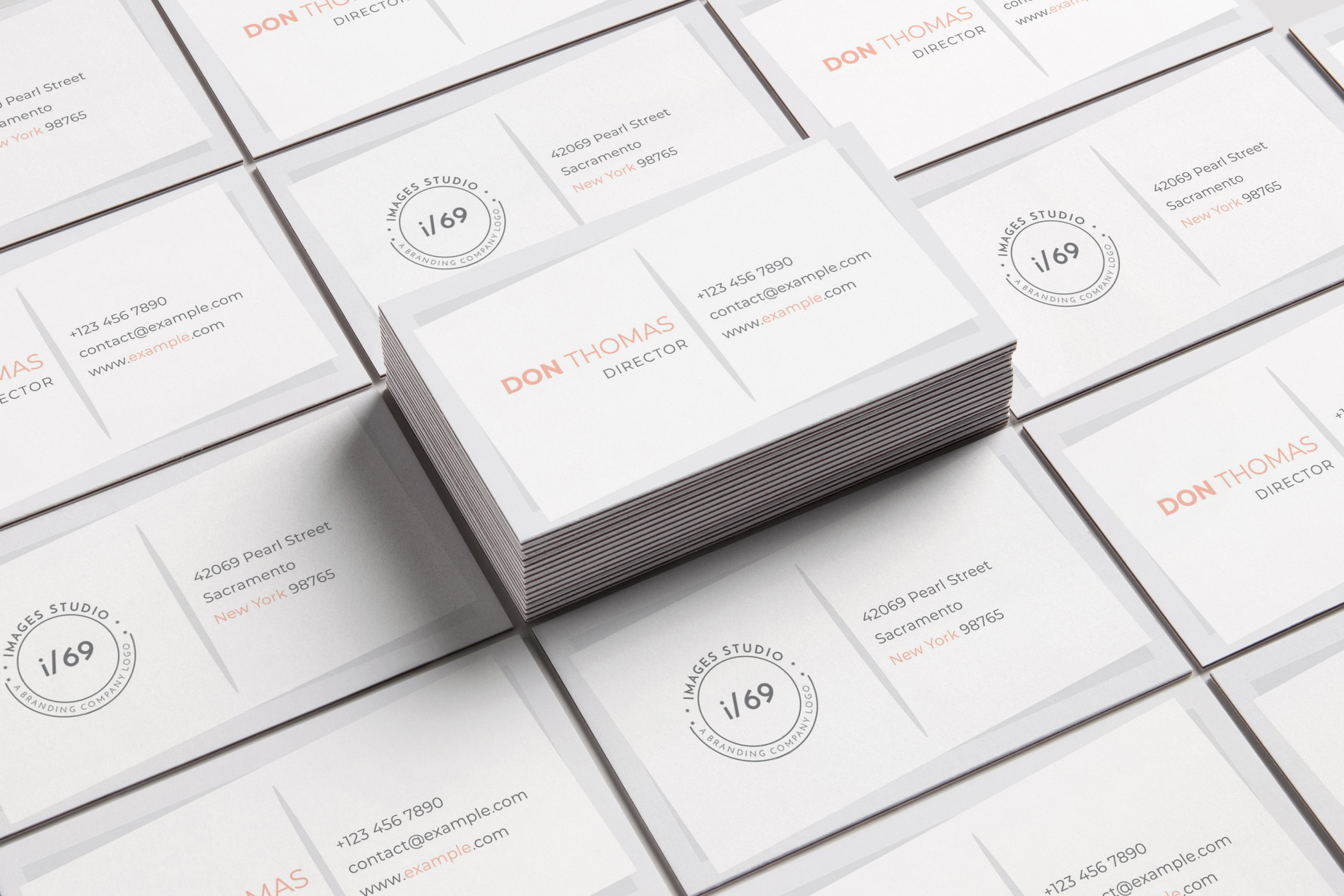 Simple Business Card example image 3