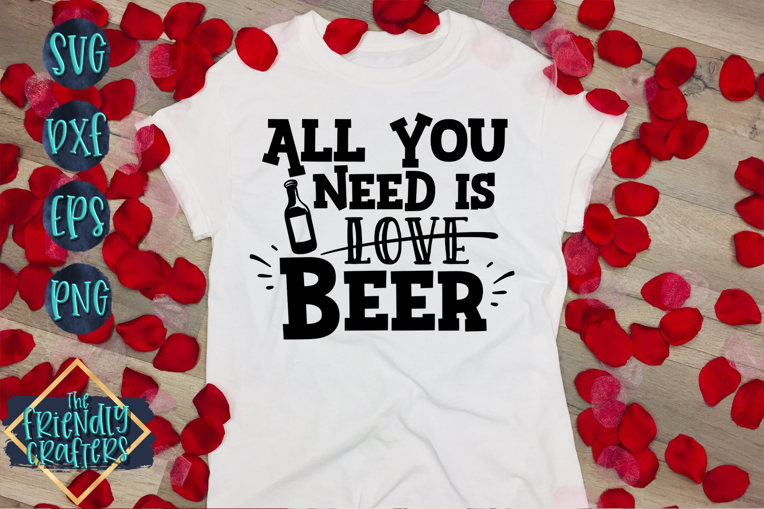 All You Need Is Beer example image 2